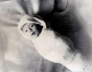 Emily Shklyanoy. Kiev. Year 1968.