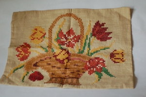 Needlepoint by Bena.