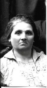 Sheina Gitel Averbukh, nee Kuppershmidt. Belaya Tserkov. Abt. 1920